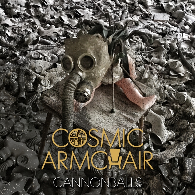 Cover Art - Cosmic Armchair - Cannonballs